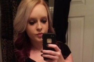 Demaryius Thomas' girlfriend Brittany Lohberg - Twitter