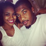 Derrick Favors' Girlfriend Shivolli DaSilva - Facebook
