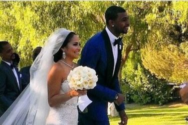 Dorell Wright's wife Mia Lee Wright - TerezOwens.com