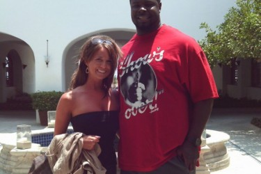 Frostee Rucker's wife Danielle Rucker - thewellzoetry.com