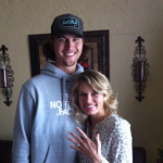 Jacob DeGrom's wife Stacey Harris DeGrom - Twitter