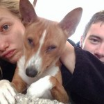 Jakub Petruzalek's Girlfriend Katerina Netolicka - Twitter