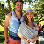 Joe Staley's wife Carrie Staley - Instagram