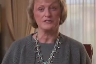 John Madden's wife Virginia Madden
