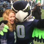 John Ryan's girlfriend Sarah Colonna - Twitter