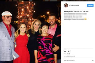 Bruce Arians Wife & Family - Instagram