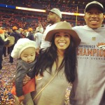 Chris Harris wife Leah Harris - Instagram