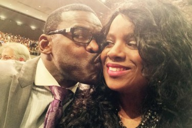 Michael Irvin's wife Sandy Harrell Irvin - Twitter