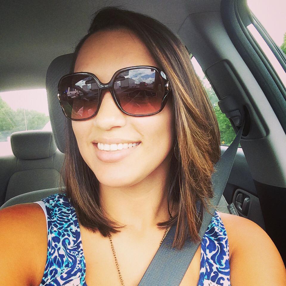 Blake Sims' Wife Rafaela Souza