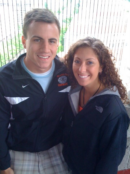 Dan Bailey's Wife Krista Bailey - PlayerWives.com