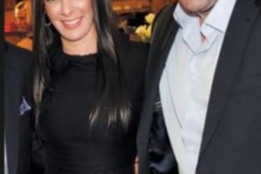 Dana White's wife Anne White -