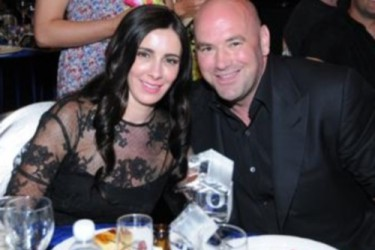 Dana White's wife Anne White -