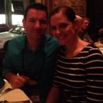 Ian Rapoport's wife Leah Rapoport - Twitter