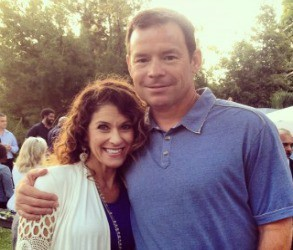 Jim Mora's wife Shannon Mora  - heartforthegame.com