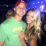 Jimmy Clausen's Girlfriend Jess Gysin - Instagram