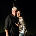 John Daly's Girlfriend Anna Cladakis - Twitter