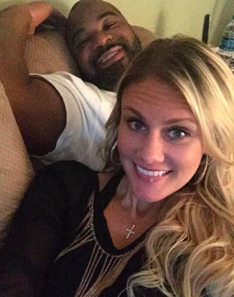 Albert Haynesworth's Girlfriend Brittany Jackson
