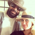 Albert Haynesworth's girlfriend Brittany Jackson - Instagram
