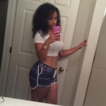 Anthony Hitchens' Girlfriend Ashley Presutto - Facebook