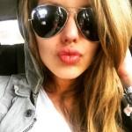 Brittney Palmer's husband Aaron Zalewski - Instagram