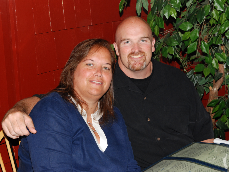 Dan Quinn's Wife Stacey Quinn