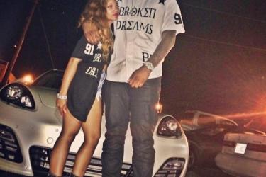 DeMarcus Cousins' girlfriend Christy West - Instagram