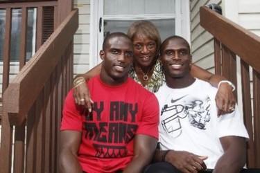 Devin McCourty's mother Phyllis Harrell - NJ.com