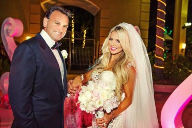 Drew Rosenhaus' wife Lisa Thompson - TheBigLead.com