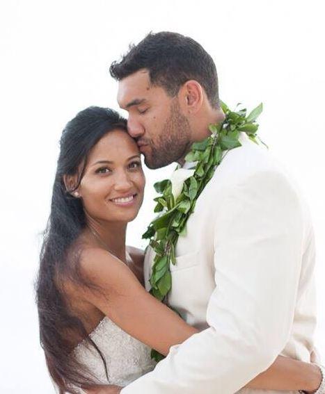 Michael Hoomanawanui Wife