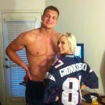 Rob Gronkowski's girlfriend Bibi Jones - PlayerWives.com  Bibi