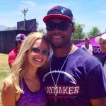 Shane Vereen's girlfriend Taylor Rutledge - Instagram
