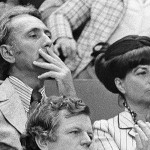 Bob Cousy's wife Missie Cousy