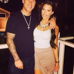 Brett Lawrie's girlfriend Dana Long - Twitter