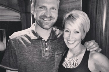 Clint Bowyer's wife Lorra Bowyer - Instagram