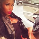 Jeff Teague's girlfriend Tyrina Lee - Instagram