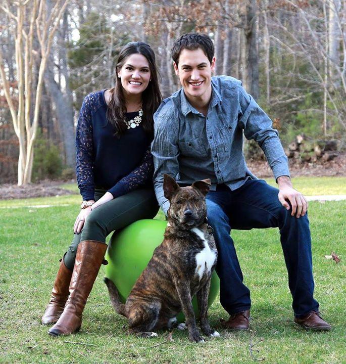 Joey Logano's wife Brittany Logano