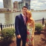 Justin Tucker's girlfriend Amanda Bass - Instagram