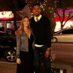 Kent Bazemore's Girlfriend Samantha Serpe - Instagram