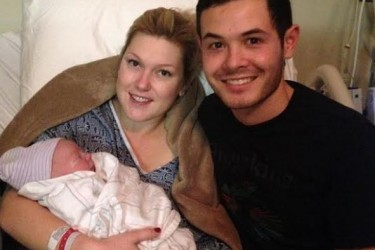 Kyle Larson's Girlfriend Katelyn Sweet - Twitter
