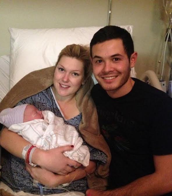 Kyle Larson's wife Katelyn Sweet