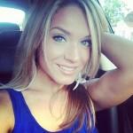 Lance Armstrong's Girlfriend Anna Hansen - MySpace