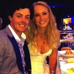 Rory McIlroy's Girlfriend Erica Stoll - Twitter