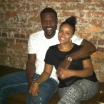 Tony Allen's wife Desiree Allen - Twitter