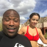 Warren Sapp's Girlfriend - Instagram