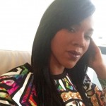 Aaron Brooks' wife Shavonne Bland Brooks - Twitter