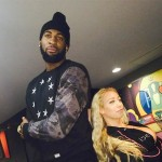 Andre Drummond's girlfriend Jenna Shea - Twitter
