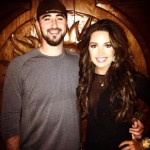 Brandon Workman's Girlfriend Taylor Caswell - Twitter