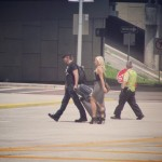 Dean Ambrose's girlfriend Renee Young - Instagram (c/o WrestlingInc)