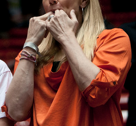 Larry Krystkowiak's Wife Jan Krystkowiak - Salt Lake Tribune