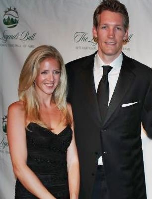 Mike Dunleavy's wife Sarah Dunleavy -